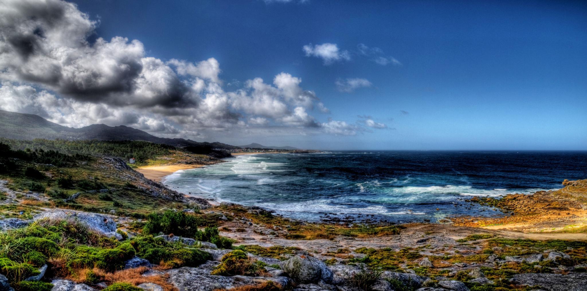Area Longa, salvaje y tranquila. Foto: Flickr.