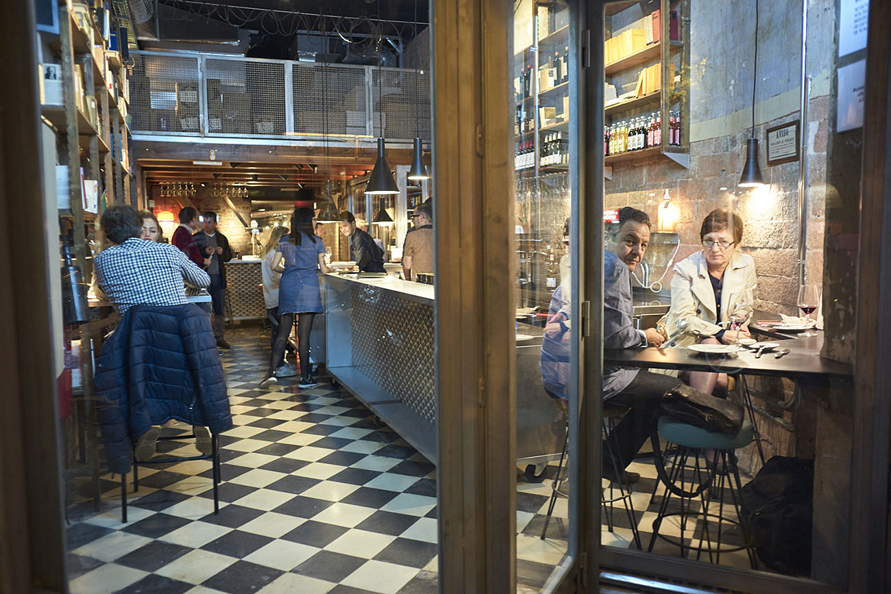 La zona de l'Eixample ha multiplicado por tres su oferta gastronómica en los últimos meses.