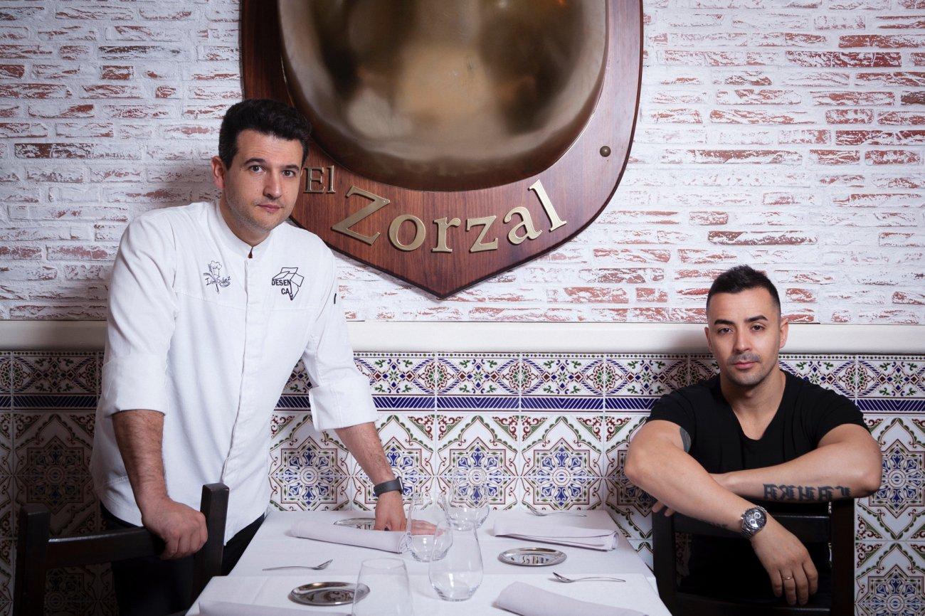 El Zorzal - Iván Saéz y Ernesto Muñoz