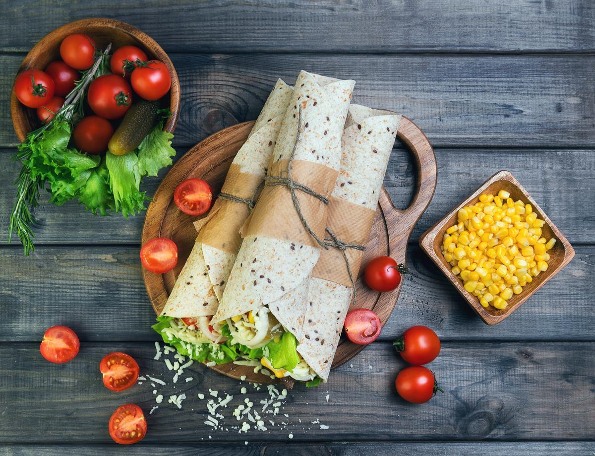 Las tortillas de maíz, un básico. Foto: Shutterstock.