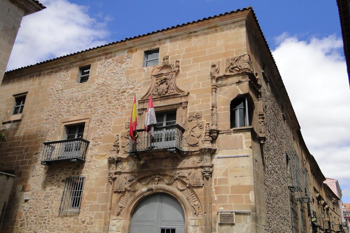 Claustro de San Juan de Duero. Foto: Turismo de Soria.