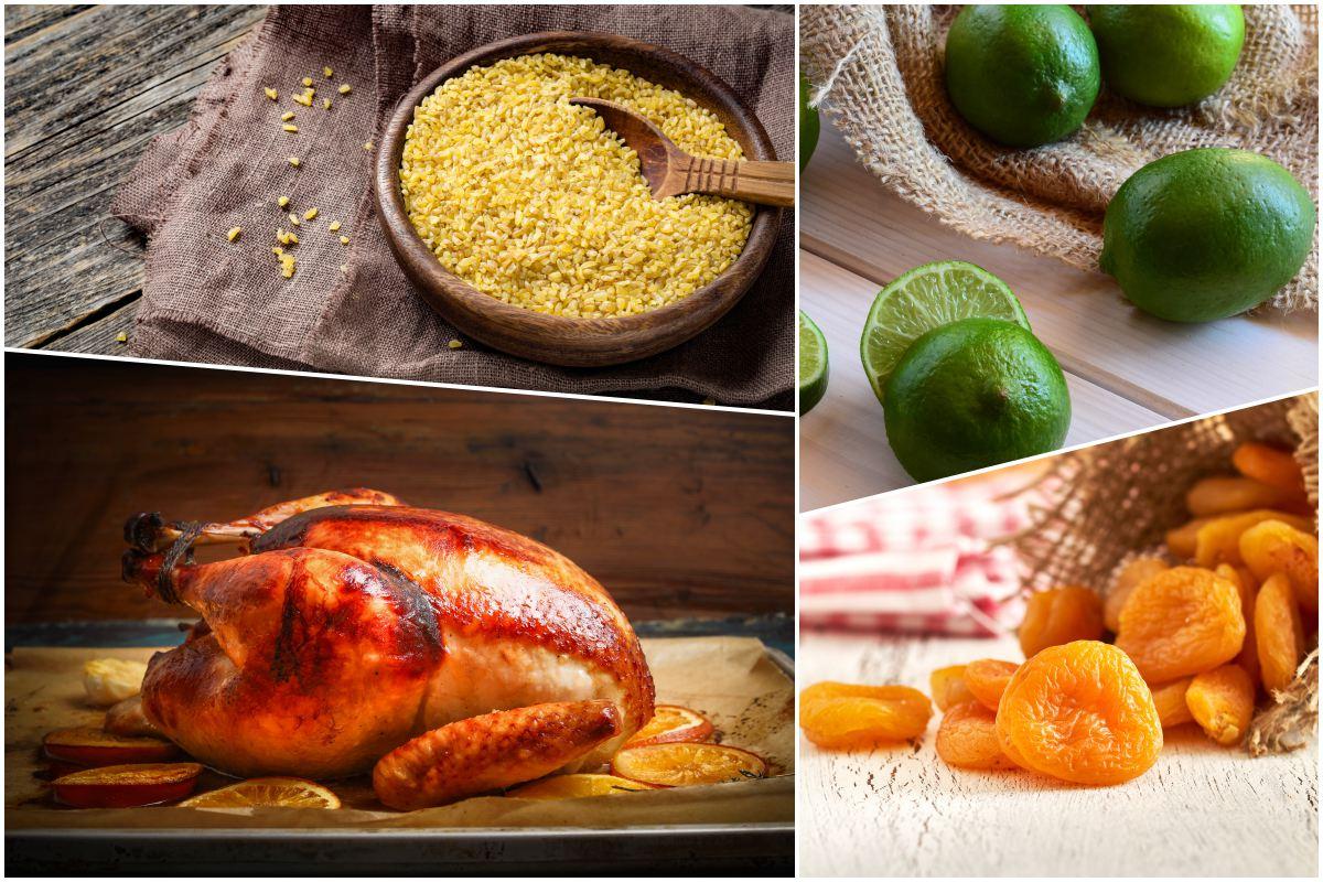 Del clásico pavo asado a la intensidad de las especias y aromas. Fotos: shutterstock