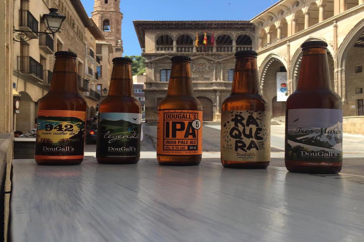 La cervecita la tomamos en 'El Guadalope'. Foto: El Guadalope.