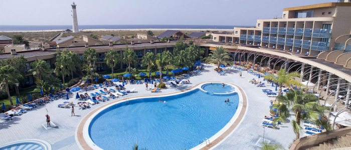 Hotel Faro Jandía, Fuerteventura.