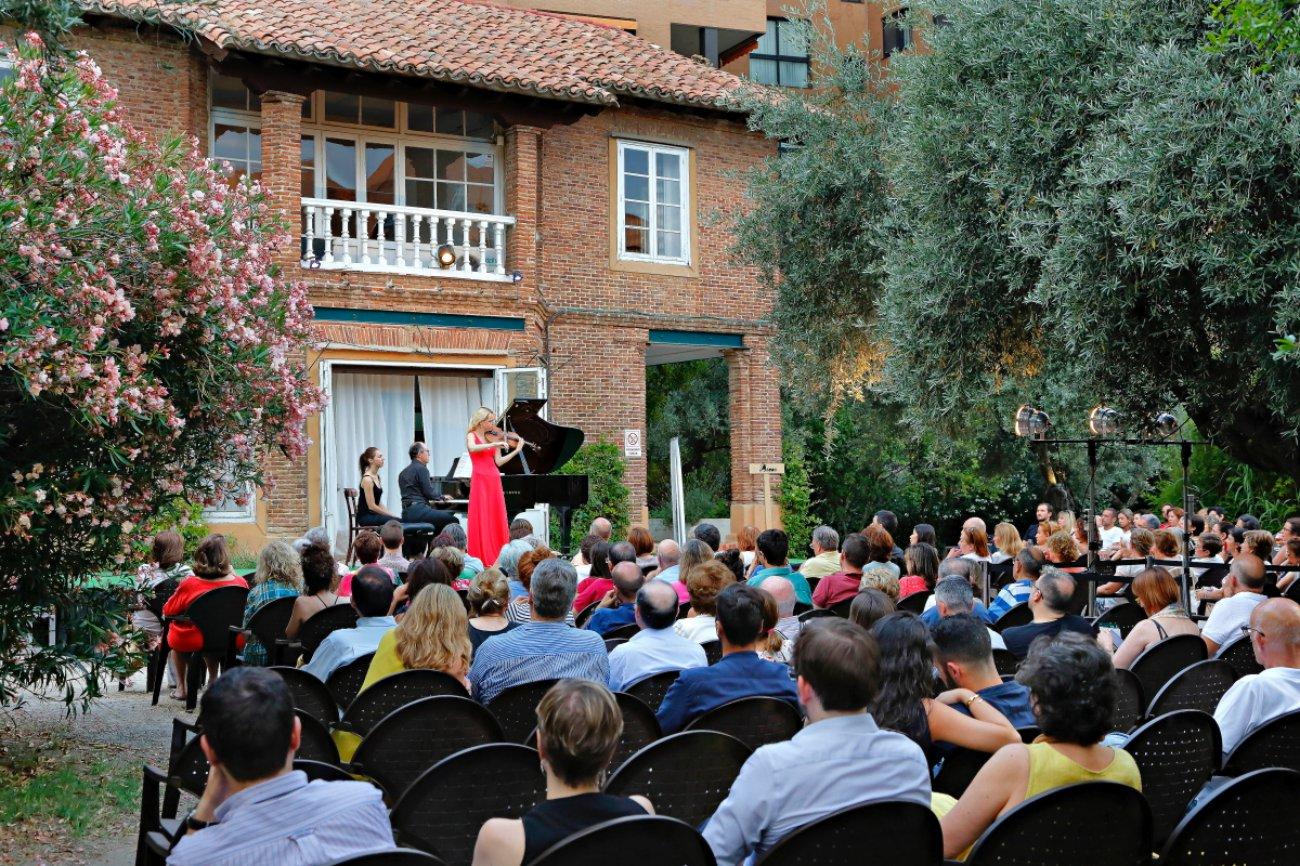 Noches del Olivar: concierto