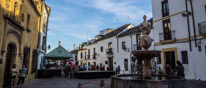 La plaza del Potro / Flickr: Laura Tomás Avellana.