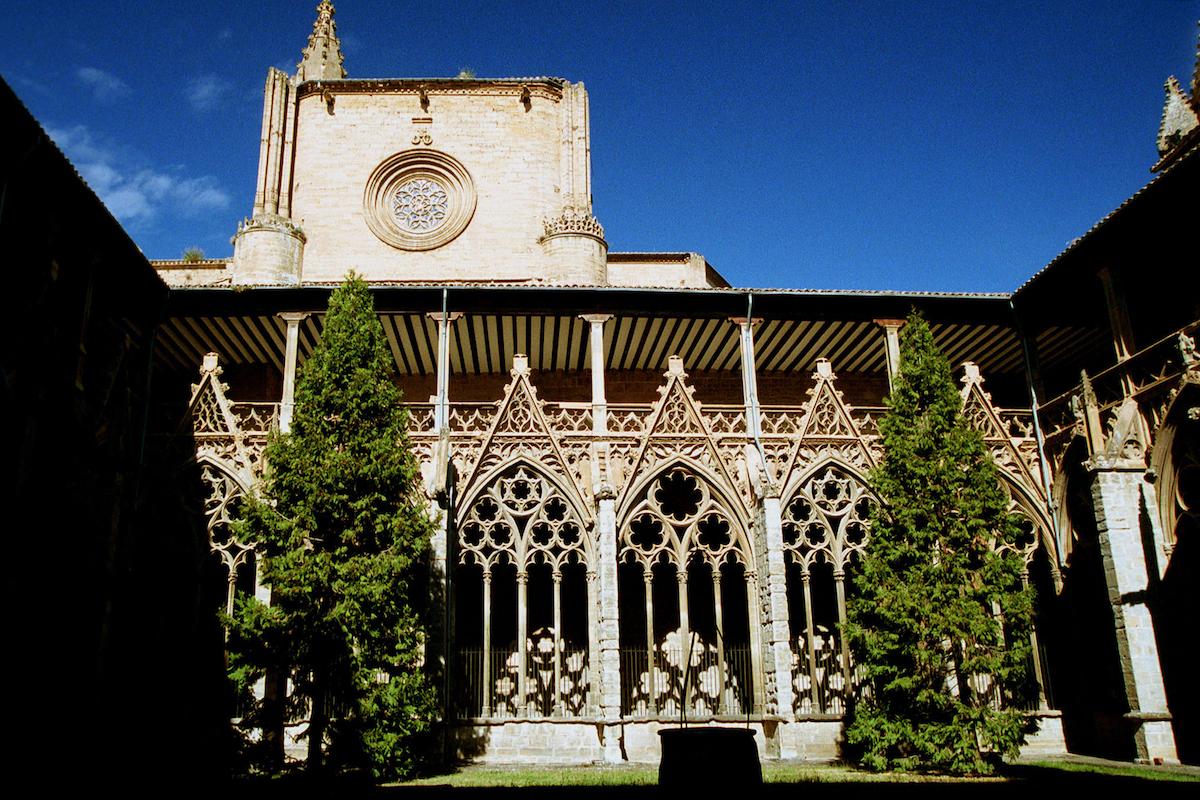 Catedral. Foto: Ayuntamiento de Pamplona.