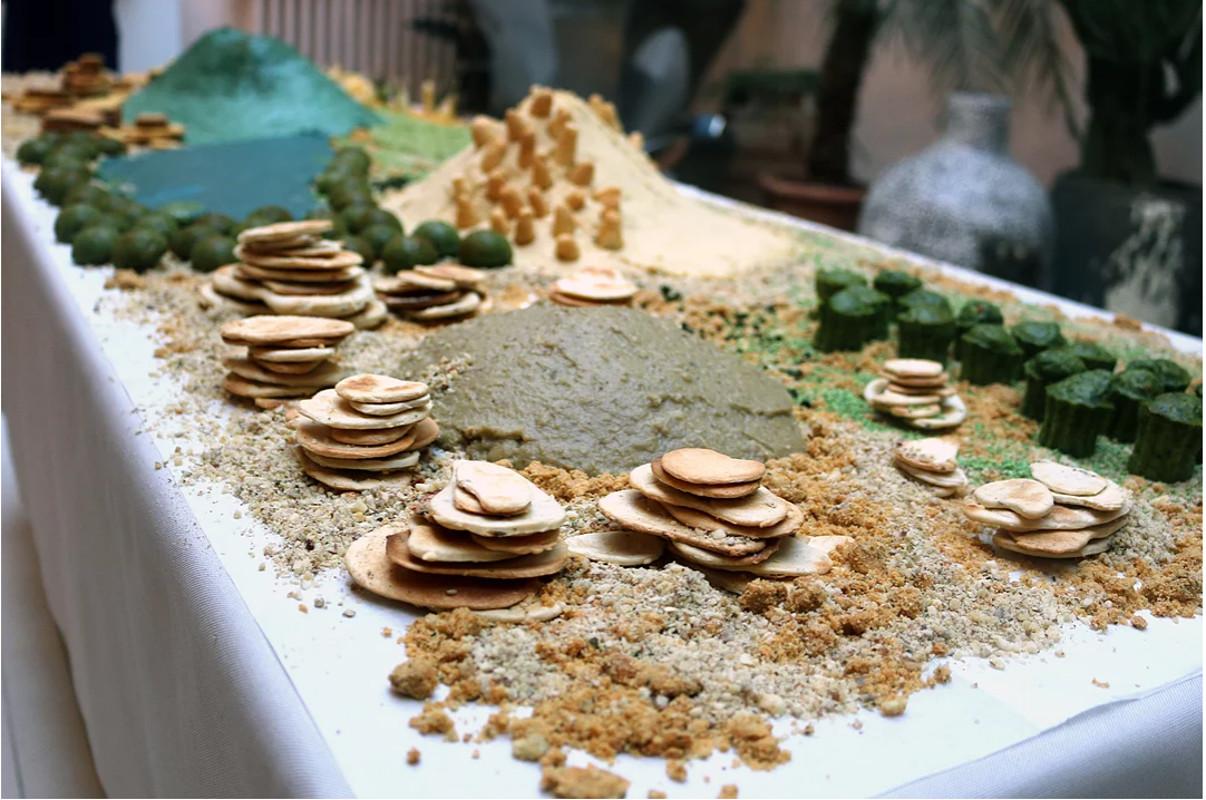 Diseños comestibles que despertarán todos tus sentidos. Foto: Toolsoffood.