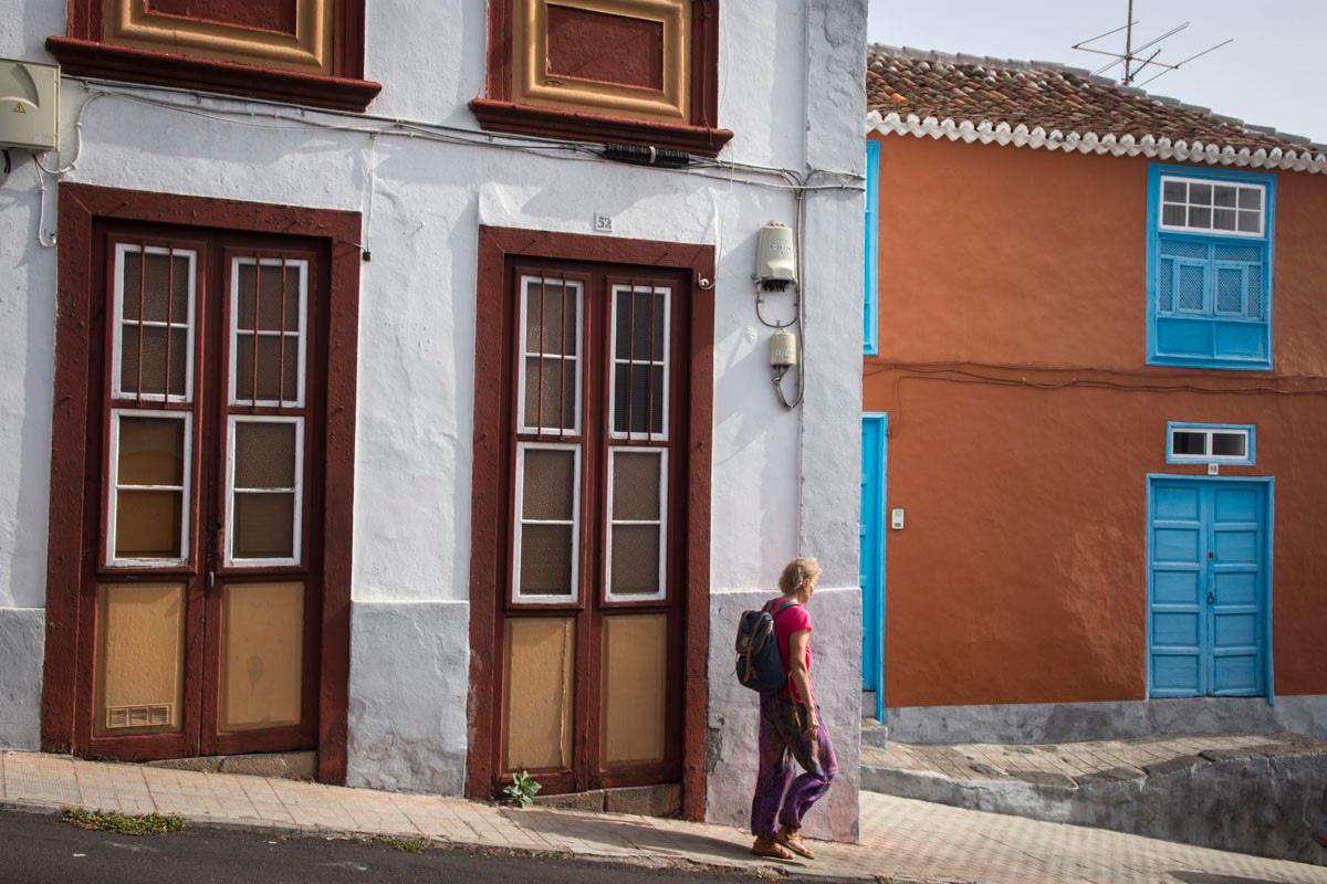 El barrio de San Sebastián en Santa Cruz de La Palma