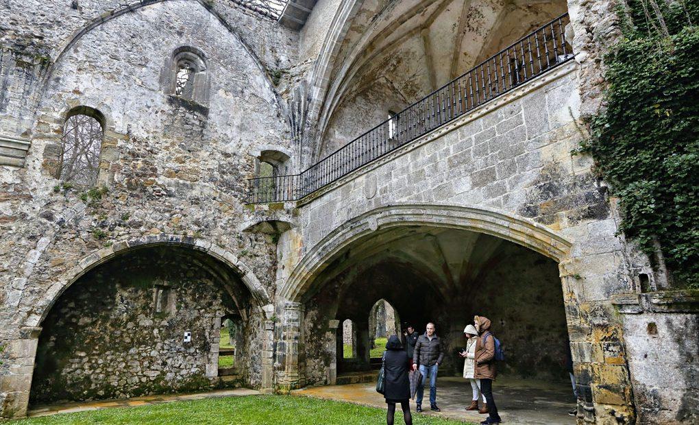 Vistas desde el Castillo del Rey.