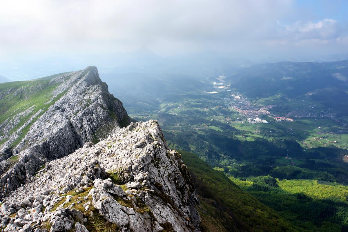 Las vistas y el aire fresco y puro de la montaña serán la recompensa. Foto: Shutterstock.