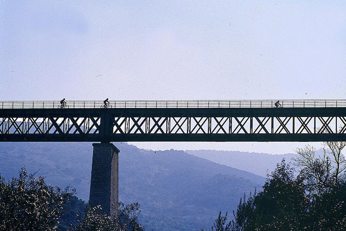 Via Verde del Aceite. Foto: Fundación de los Ferrocarriles Españoles.