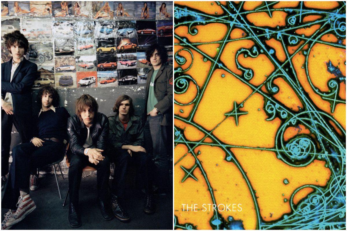 The Strokes se inspiraron en 'Un mundo feliz' para su álbum de debut. Fotos: Colin Lane / Facebook.