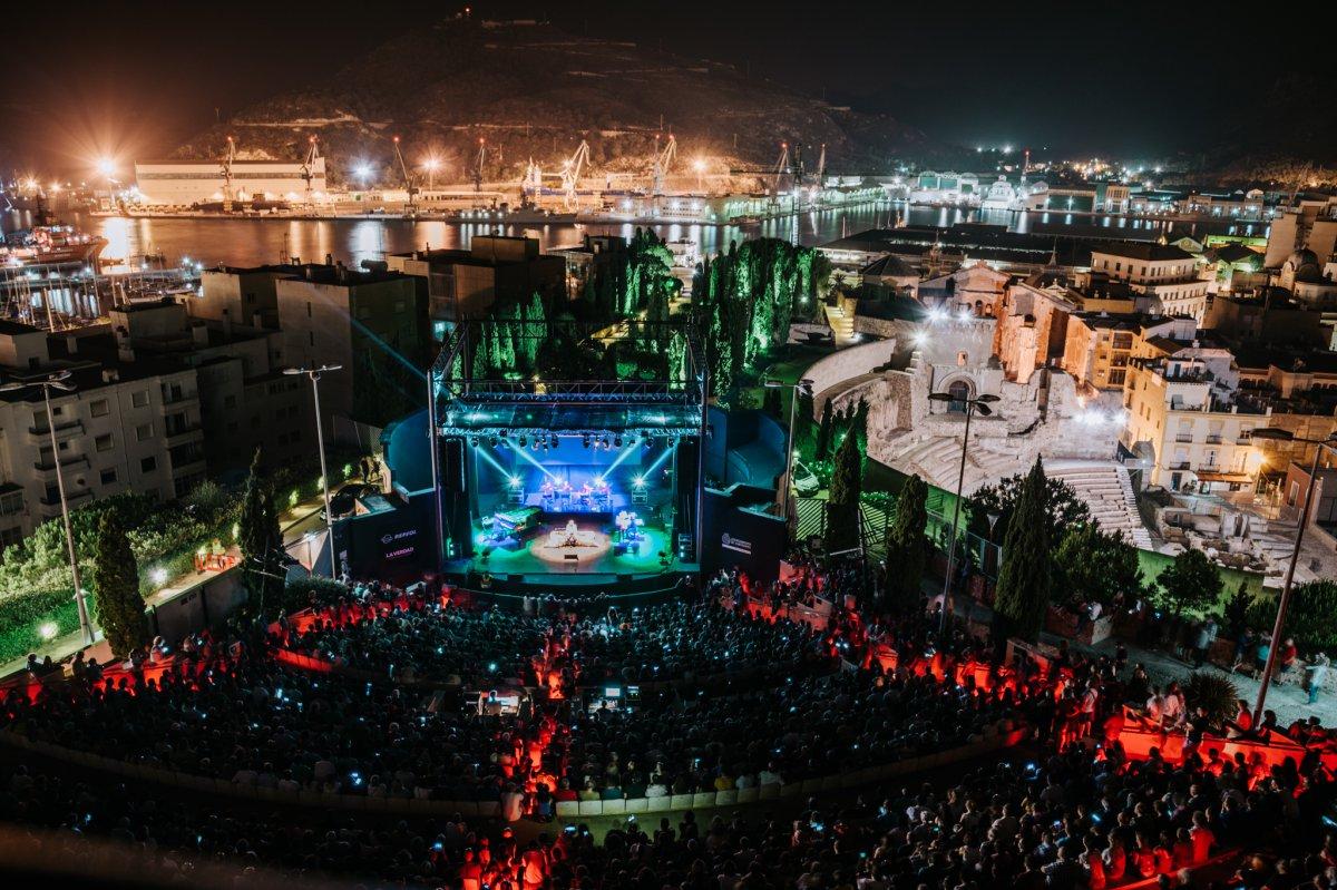 La Mar de Músicas 2018: escenario principal