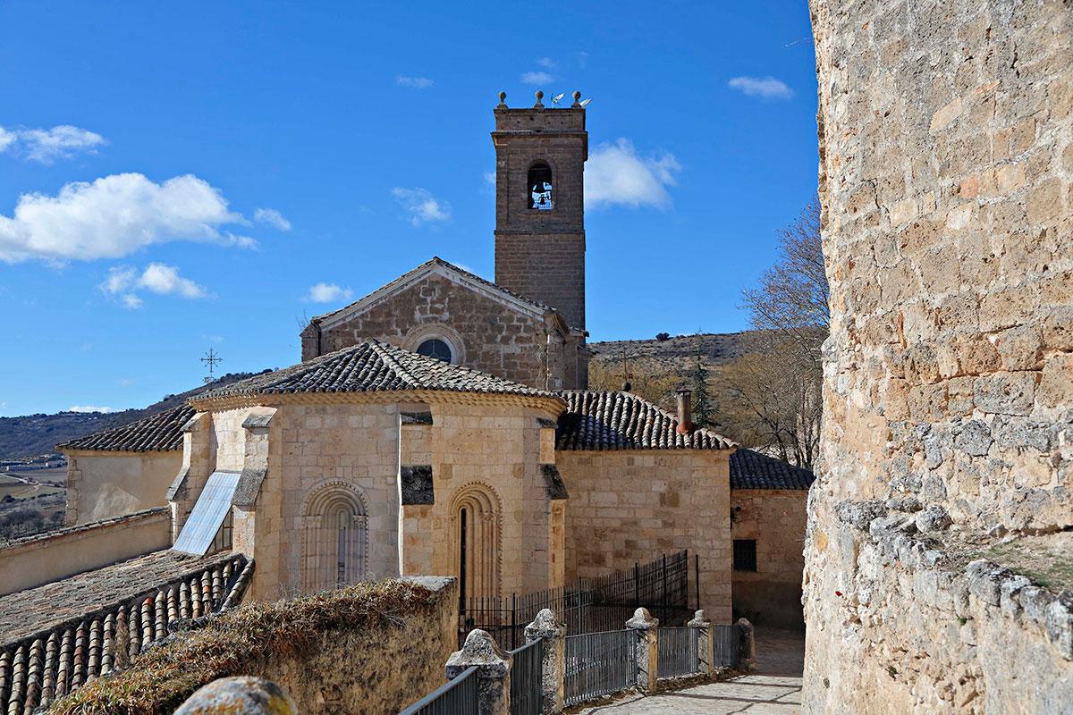 Brihuega fue declarada Conjunto Monumental Histórico-Artístico en 1973.