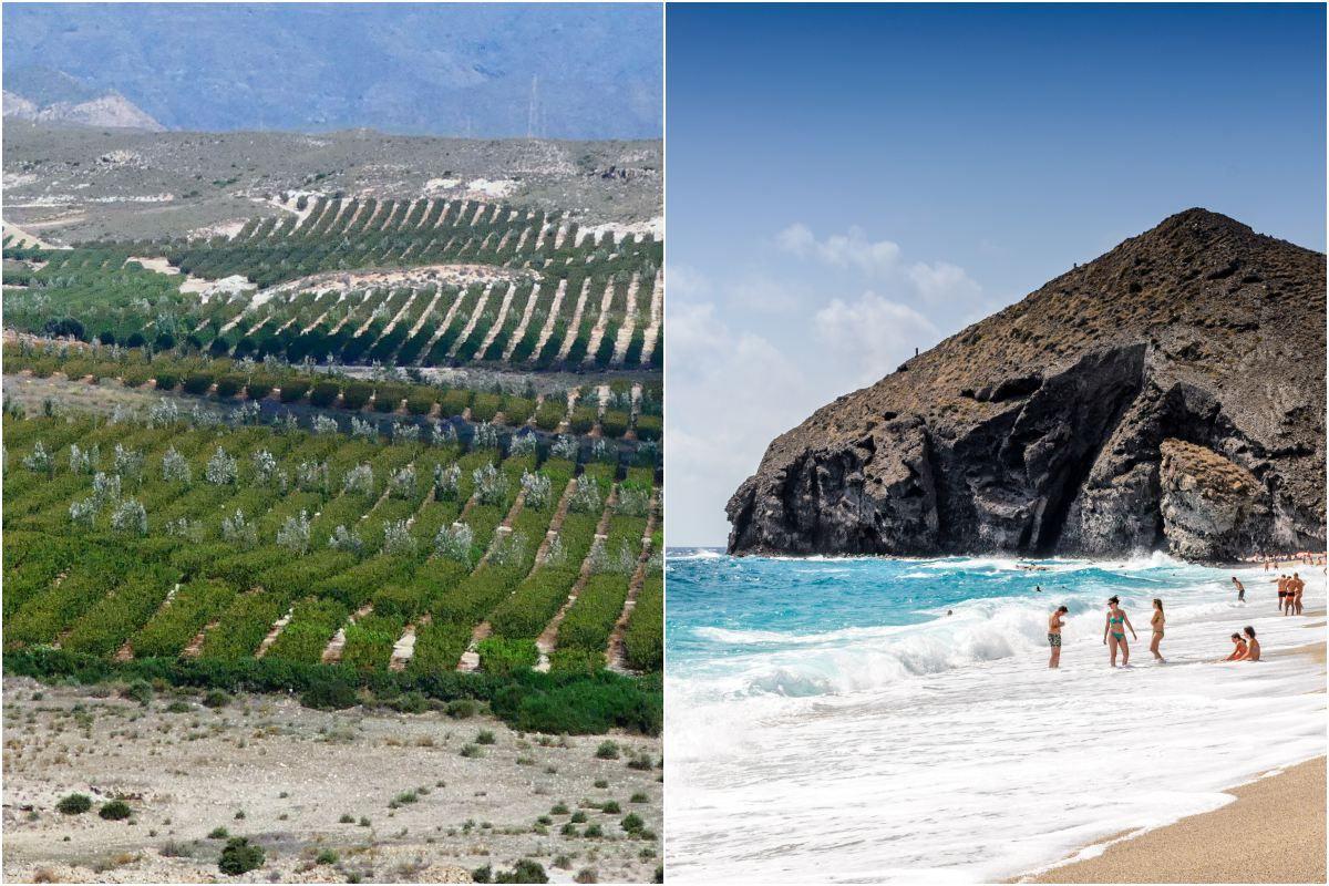 Almería y sus muchas caras. Foto: Shutterstock.