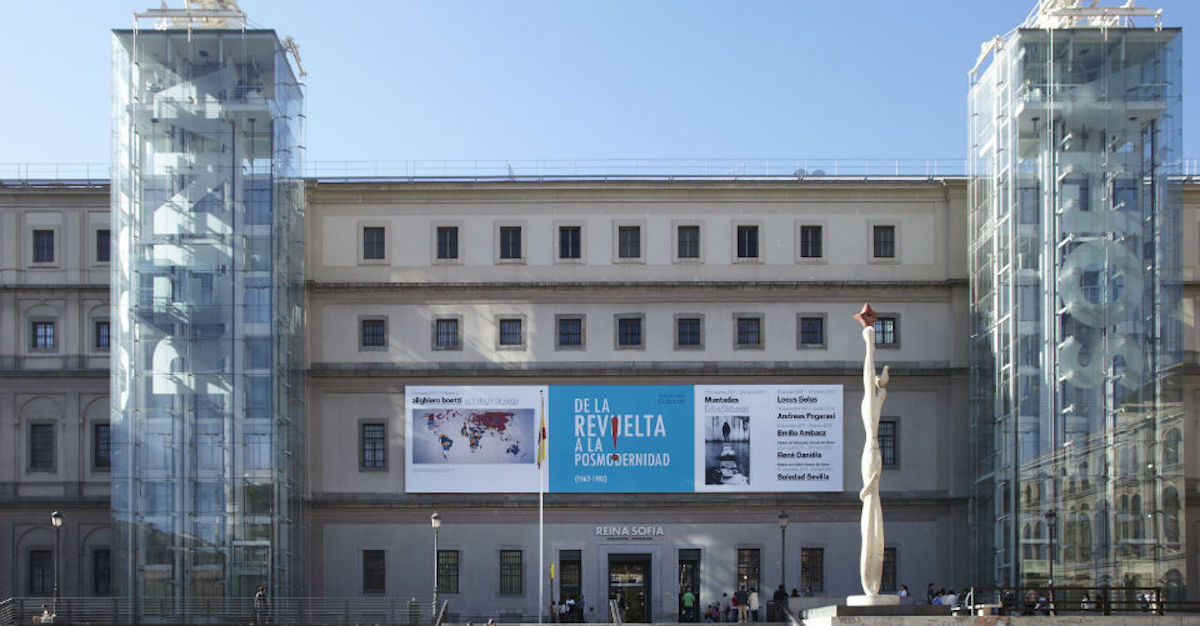 Museo Reina Sofía, Madrid.
