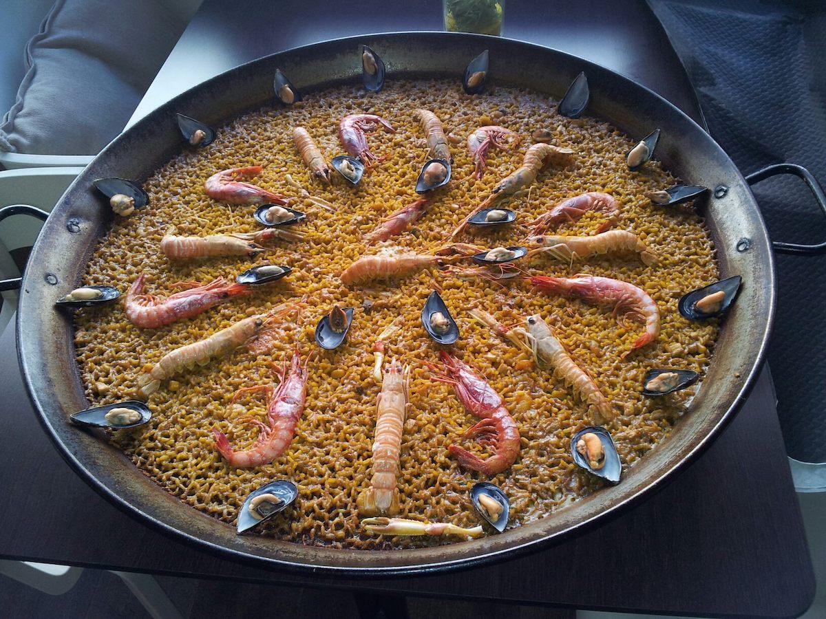 Las paellas de 'El Trinquet' son todo un clásico. Foto: Facebook.