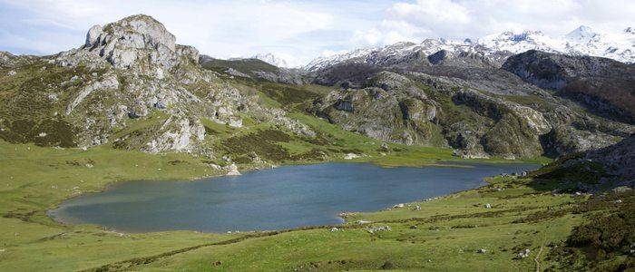 Lago Ercina.