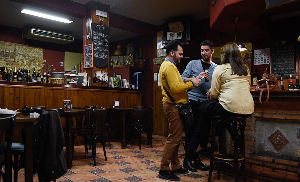 El bar 'Dallas' es conocido por sus premiadas tapas