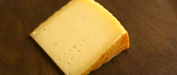 Queso Manchego.