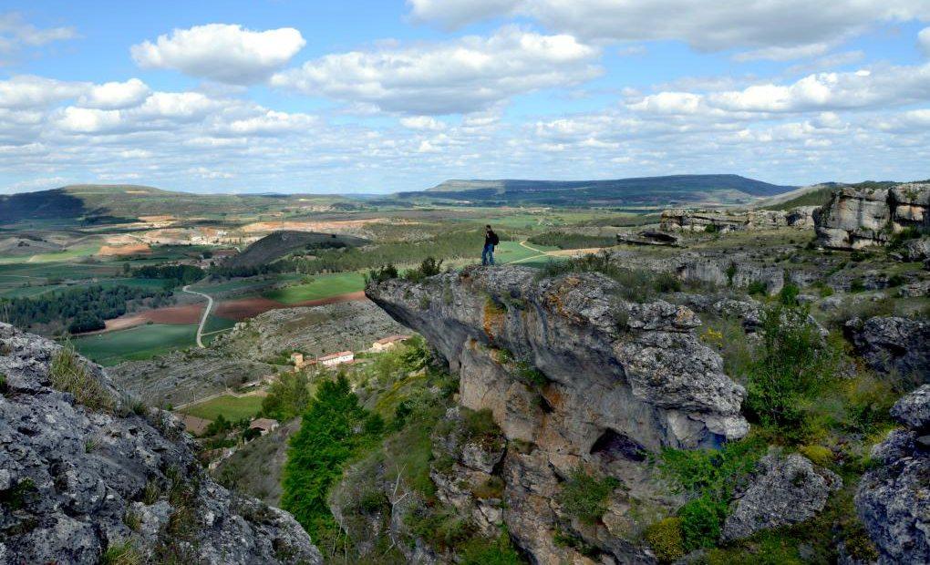 En Las Loras, cada paisaje es más espectacular que el anterior. Vale la pena recorrerlos todos.