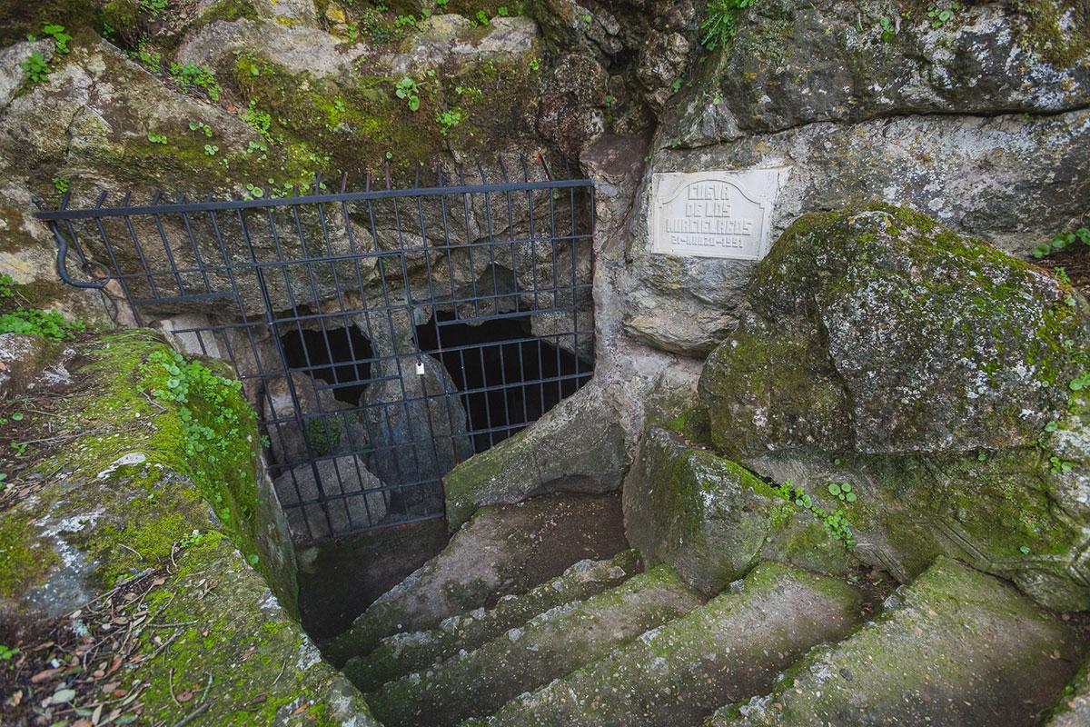 La Cueva de los Murciélagos se puede visitar, pero ¡ojo! sin tu perro.