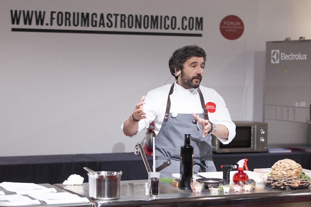 Fòrum Gastronòmic Girona.