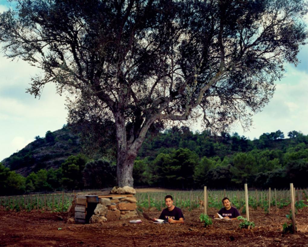 Francesc Grimalt y Sergio Caballero, creadores de 4Kilos. Foto: 4Kilos.