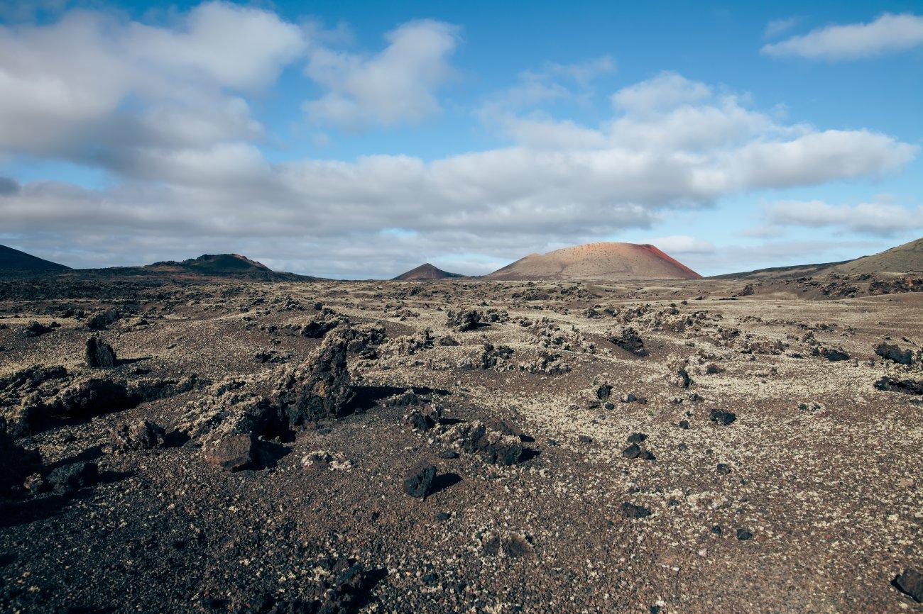 Parque Nacional Timanfaya: escenario volcánico