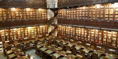 El Ateneo en Madrid. / Cedida por: Ateneo.