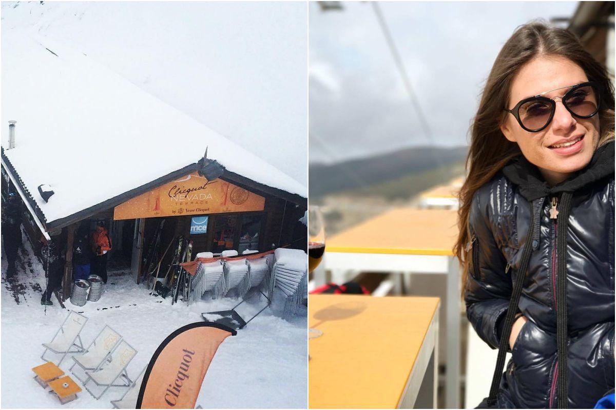Esta celebrada terraza es punto de encuentro de 'celebrities' y 'beautiful people'. Fotos: Facebook.