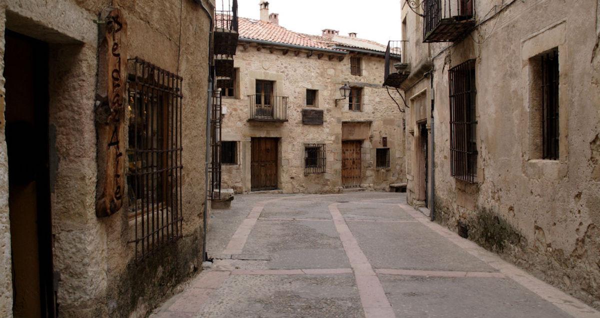 Pedraza, Segovia.