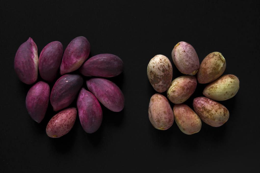 Larnaka y kerman, las dos variedades más consumidas.