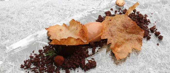 Sotobosque de chocolate, Carme Ruscalleda.