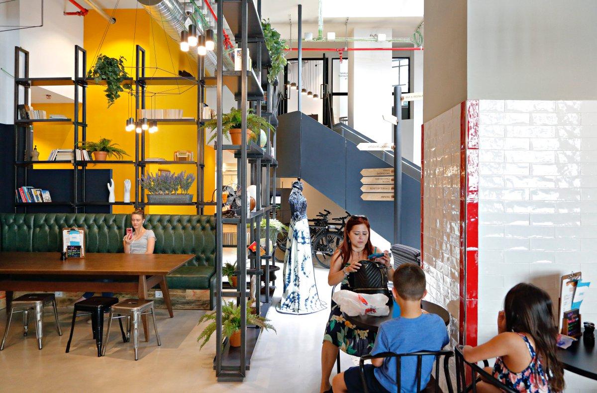 Generator Hostel se ha convertido ya es un icono de los millennials.