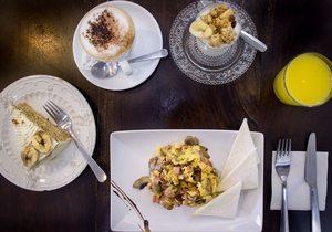 Brunch de Giulietta Café.