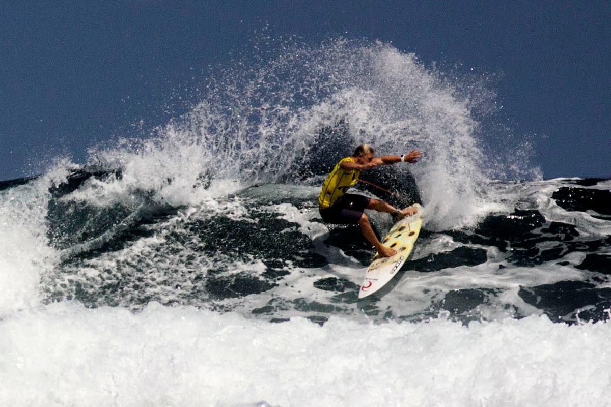 En la isla hay olas distintas para cada tipo de surfero, ¡toma nota!