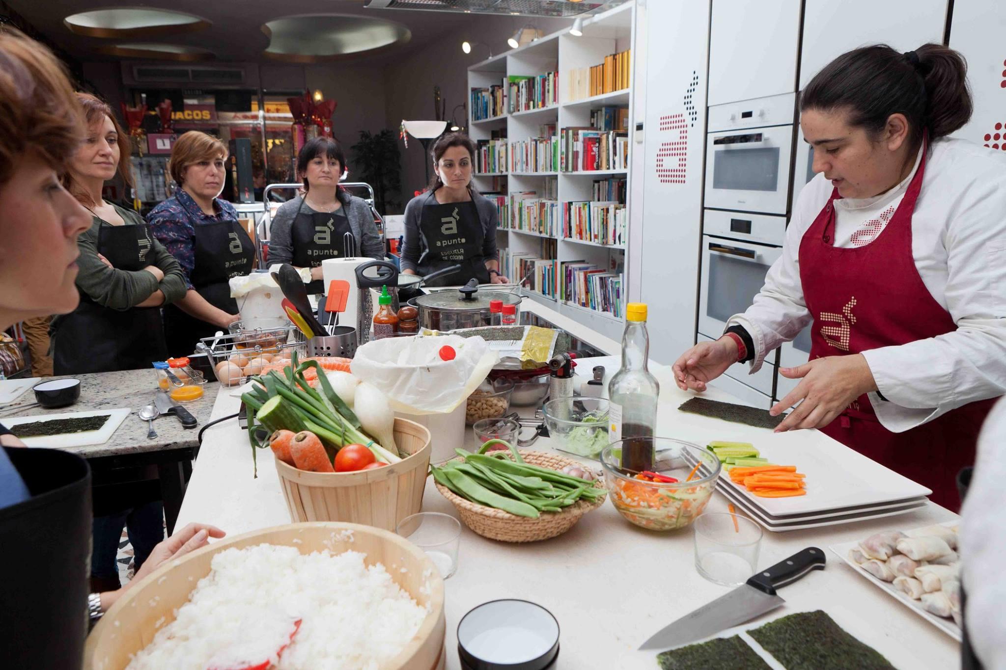 5 Planes agroturistas para el verano: curso de cocina en 'A Punto'