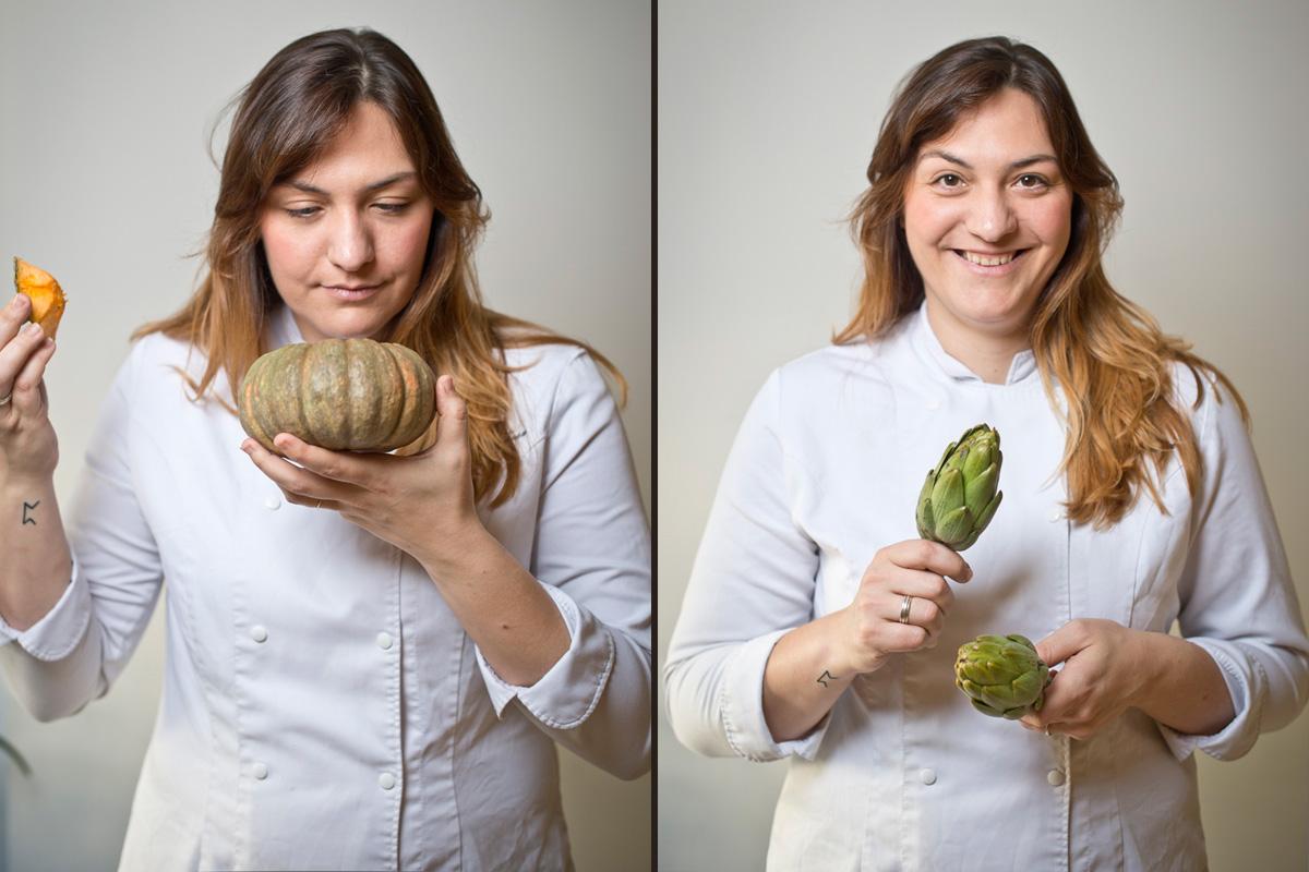 María José Martínez, al ritmo del producto. Foto: Sofía Moro