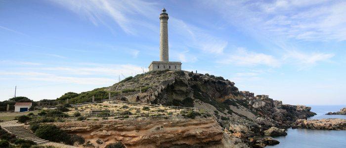 Faro de Cabo de Palos.