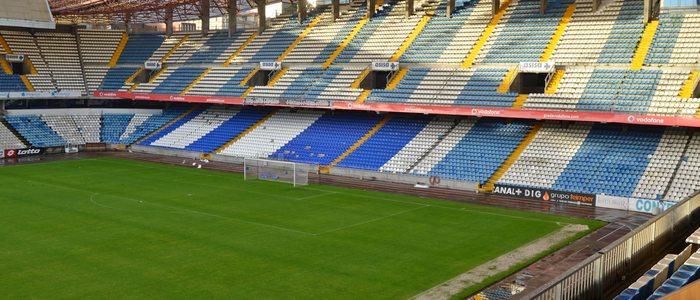 Estadio Riazor. / Cedida por: RCD.