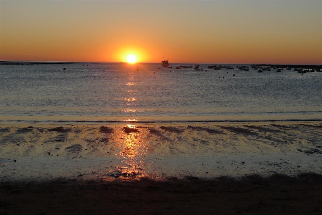 Atardecer. Foto: Patronato de Turismo de Cádiz.