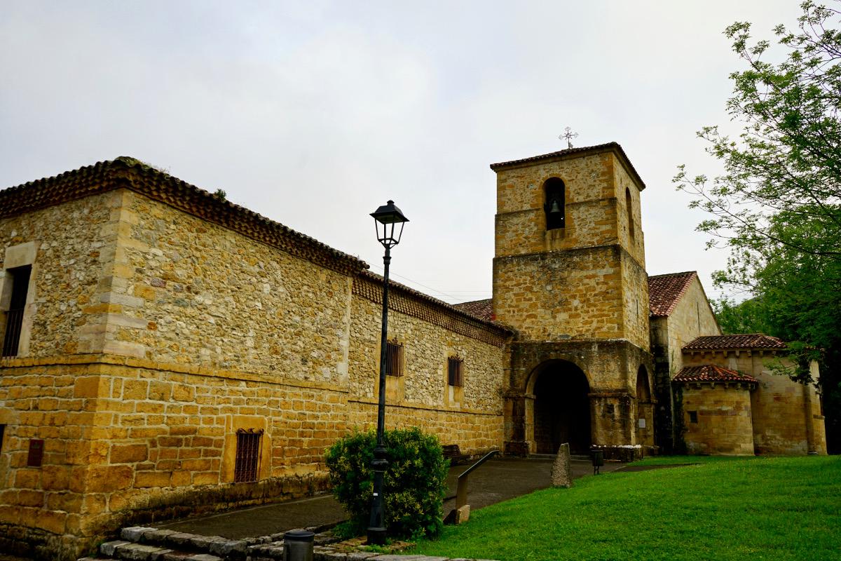 El Parador de Cangas de Onís se asienta sobre un monasterio del siglo VIII.