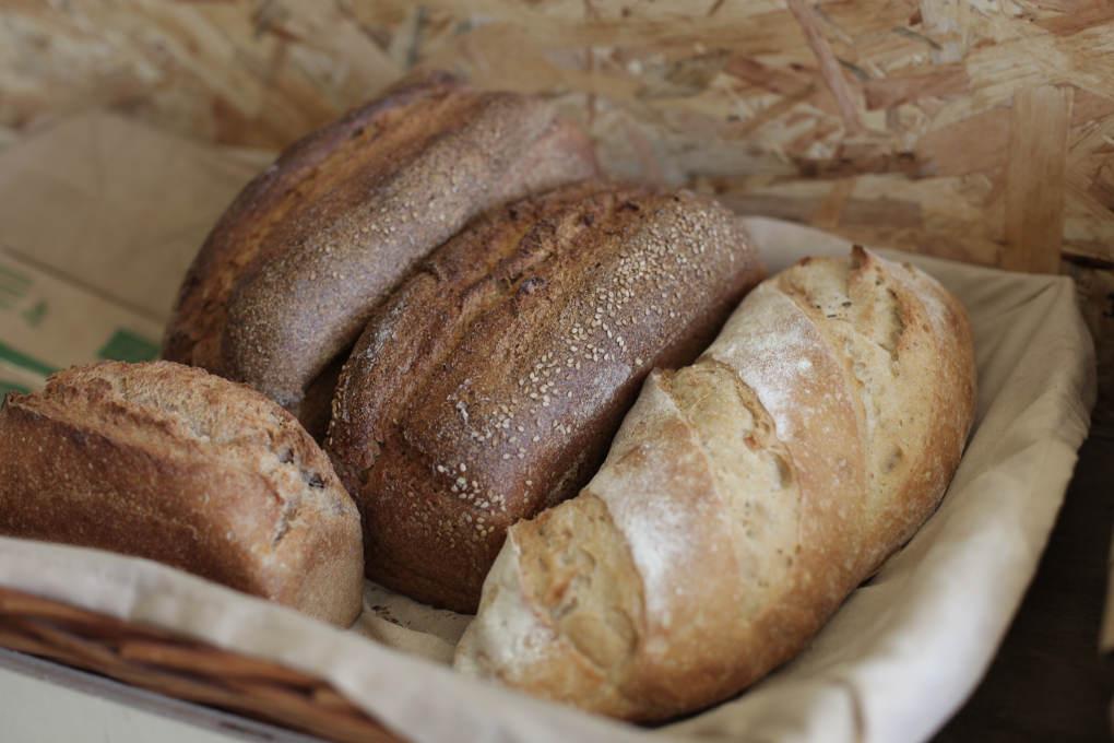 Desde el huerto trabajan con otros productores como, por ejemplo, panaderos de pan ecológico.