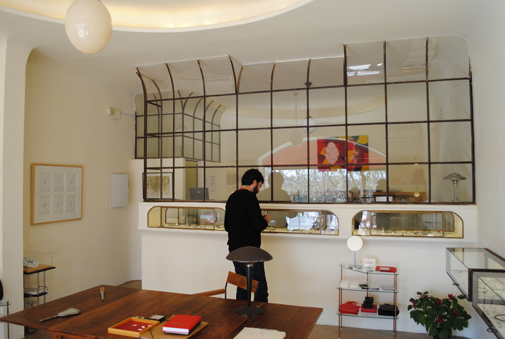 Tres generaciones de diseñadores de plata han pasado por aquí. Foto: Mamadú Dabó.
