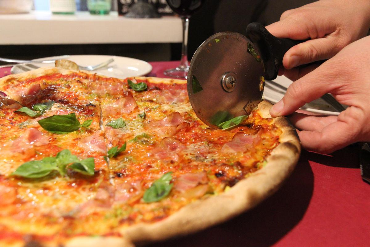 Consideradas de las mejores pizzas de Bilbao.