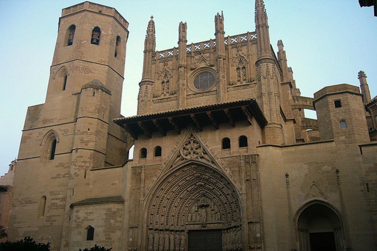 Catedral. Foto: Luis Vinuesa.