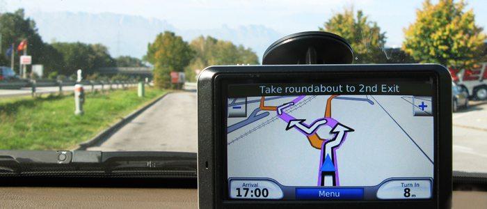 Programar la ruta antes de iniciar el viaje.