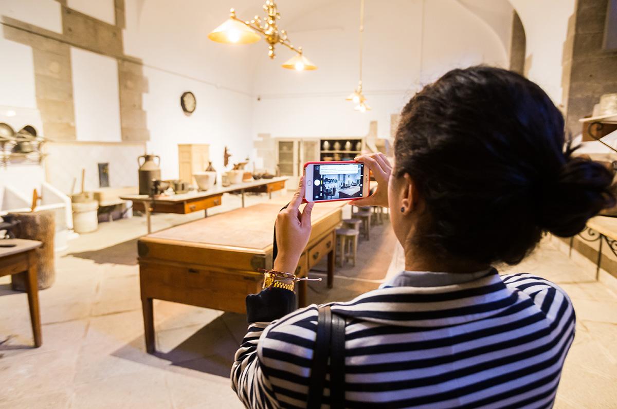 Cocinas Palacio Real: Una foto para el recuerdo. Foto: Máximo García
